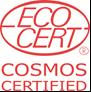 certifié selon le référentiel Cosmos par Ecocert Greenlife